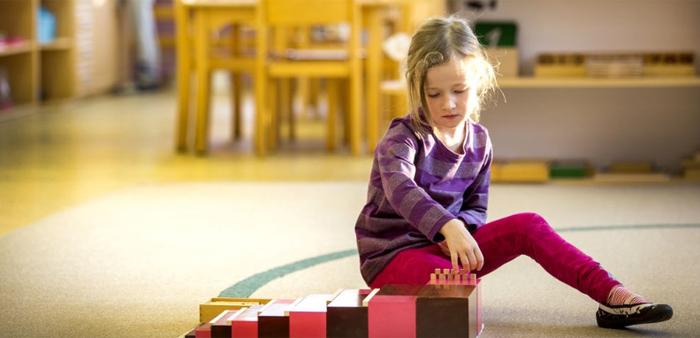 Montessori třída